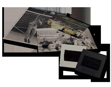 valokuvien siirtäminen muistitikulle